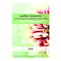 Ladies Sessions: 20 Years of Leadership Conference