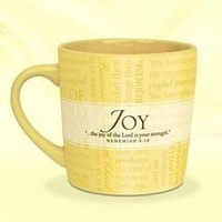 Ceramic Mug - Promises The Heart Of God's Word - Joy