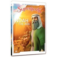 Noah and the Ark (#09 in Superbook Dvd Series Season 02)