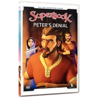 Peter's Denial (#11 in Superbook Dvd Series Season 02)