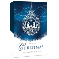 Boxed Christmas Cards: That First Christmas (12 Cards, 1 design)