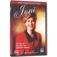 DVD Joni: The True-life Story that Has Captivated Millions