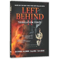 Left Behind #02: Tribulation Force (New Cover)