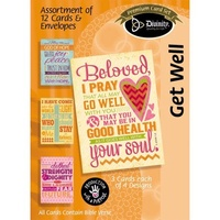Boxed Cards: Get Well