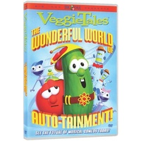 DVD Veggie Tales #18: The Wonderful World of Auto-Tainment