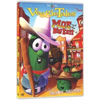 DVD Veggie Tales #29: Moe and the Big Exit