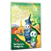 Veggie Tales: Wonderful Wizard of Ha's (#31 in Veggie Tales Visual Series)