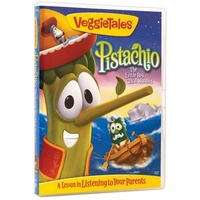 Veggie Tales: Pistachio the Little Boy That Woodn't (#38 in Veggie Tales Visual Series)