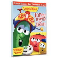 Veggie Tales: Larry Learns to Listen (#044 in Veggie Tales Visual Series)