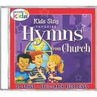 Kids Sing Favourite Hymns From the Church