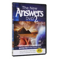 DVD The New Answers DVD 2