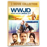DVD What Would Jesus Do Triple Pack