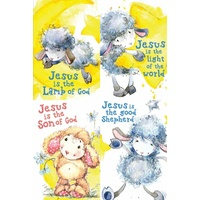 Lamb Series Notepad