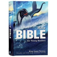 Holy Bible For Young Readers - King James Version