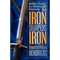 As Iron Sharpens Iron