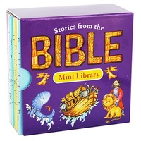 Stories From the Bible (Pack of 6) (Mini Library Series)
