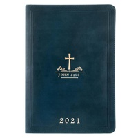 2021 12-Month Executive Planner: John 3:16