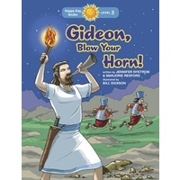Gideon, Blow Your Horn! (Happy Day Level 3 Independent Readers Series)