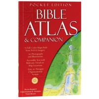 Pocket Edition Bible Atlas & Companion