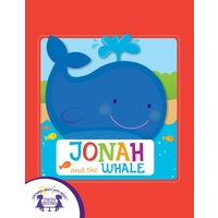Inspirational Padded Board Book: Jonah and the Whale
