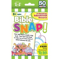 Card Game: Bible Snap