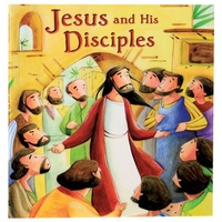 Bible Stories: Jesus and His Disciples