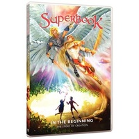 In the Beginning - the Story of Creation (#02 in Superbook Dvd Series Season 01)