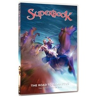 Road to Damascus, the - the Conversion of Paul (#12 in Superbook Dvd Series Season 01)