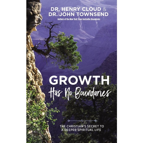 Growth Has No Boundaries: The Christian's Secret to a Deeper Spiritual Life