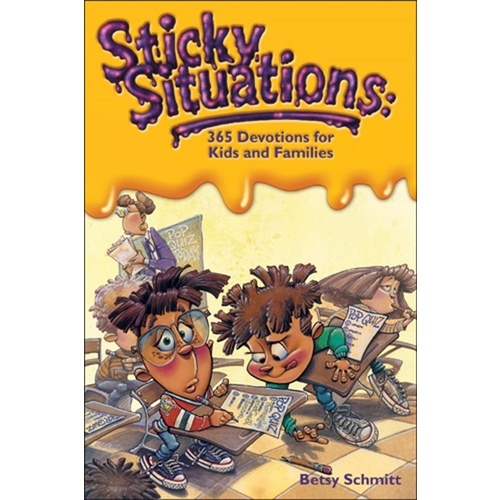 Sticky Situations #01